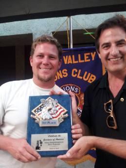 4th of July Parade Winner!