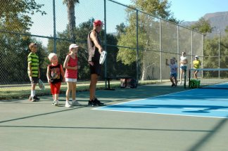 Ojai Paddle Tennis Court Project