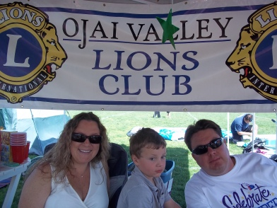Banner Lions