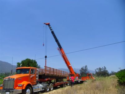 Ojai Meadows Bridge Project
