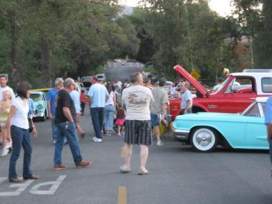 Ojai Lions Car Show