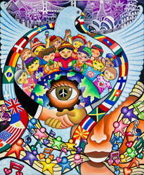 Peace Poster Contest Winner 2011-2012
